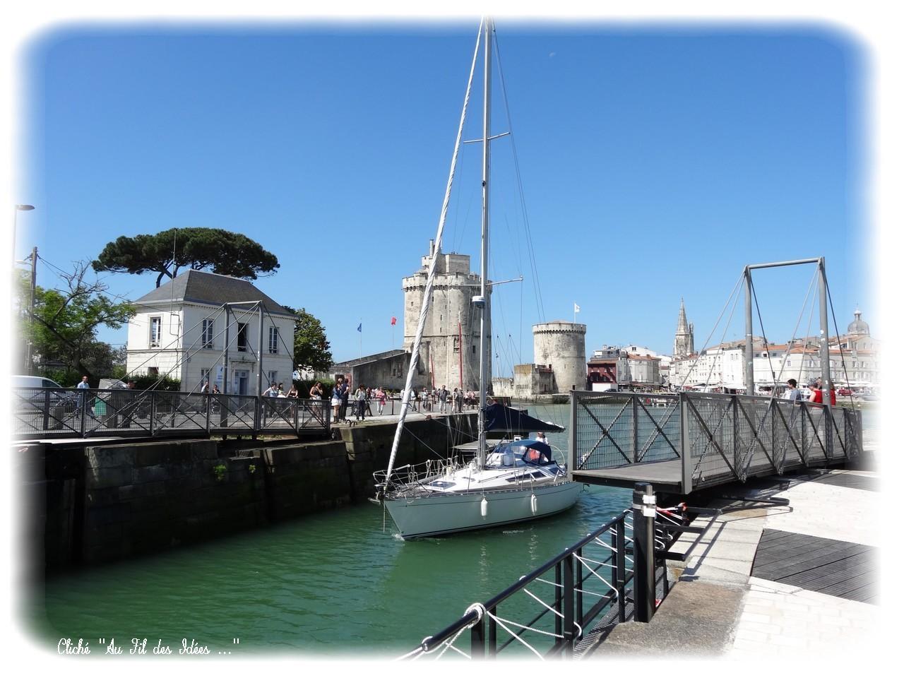 La Rochelle (Charente Maritime) - Cliché by Au Fil des Idées Eté 2013La Rochelle (Charente Maritime) - Cliché by Au Fil des Idées Eté 2013