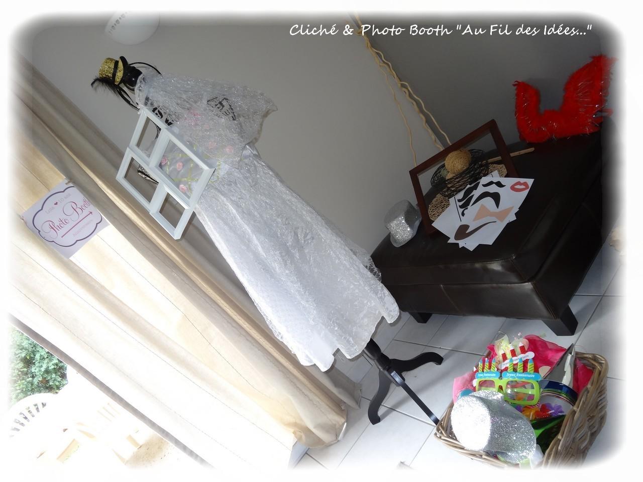 Photo Booth créa Au Fil des Idées - Septembre 2014