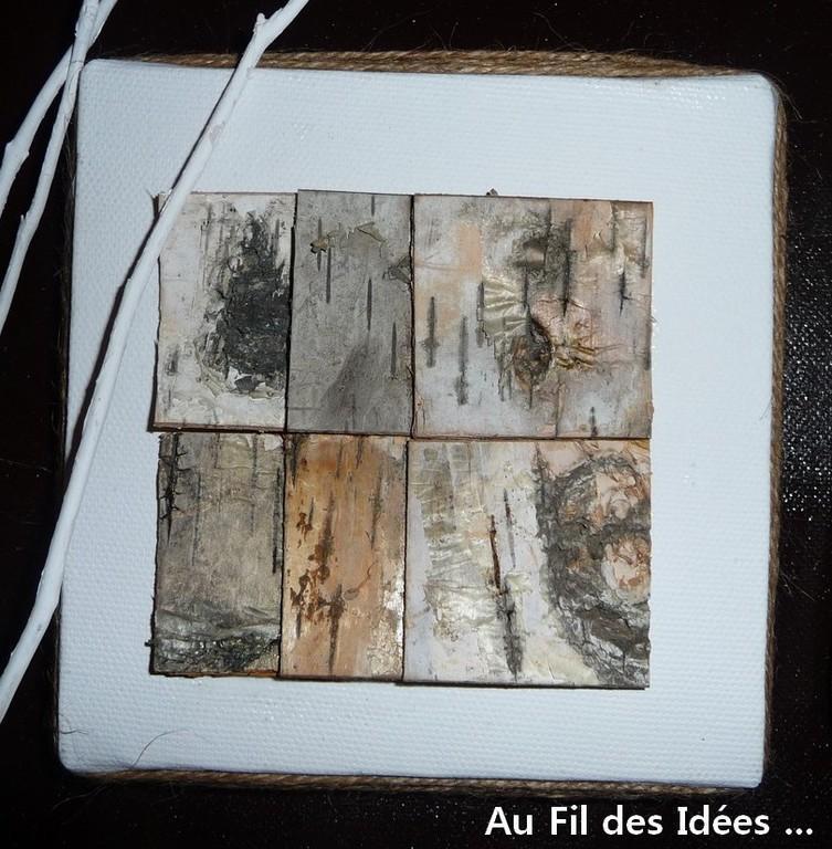 """Tableau """"Nature simple"""" (40 x 50 cm) - Création Octobre/Novembre 2010"""