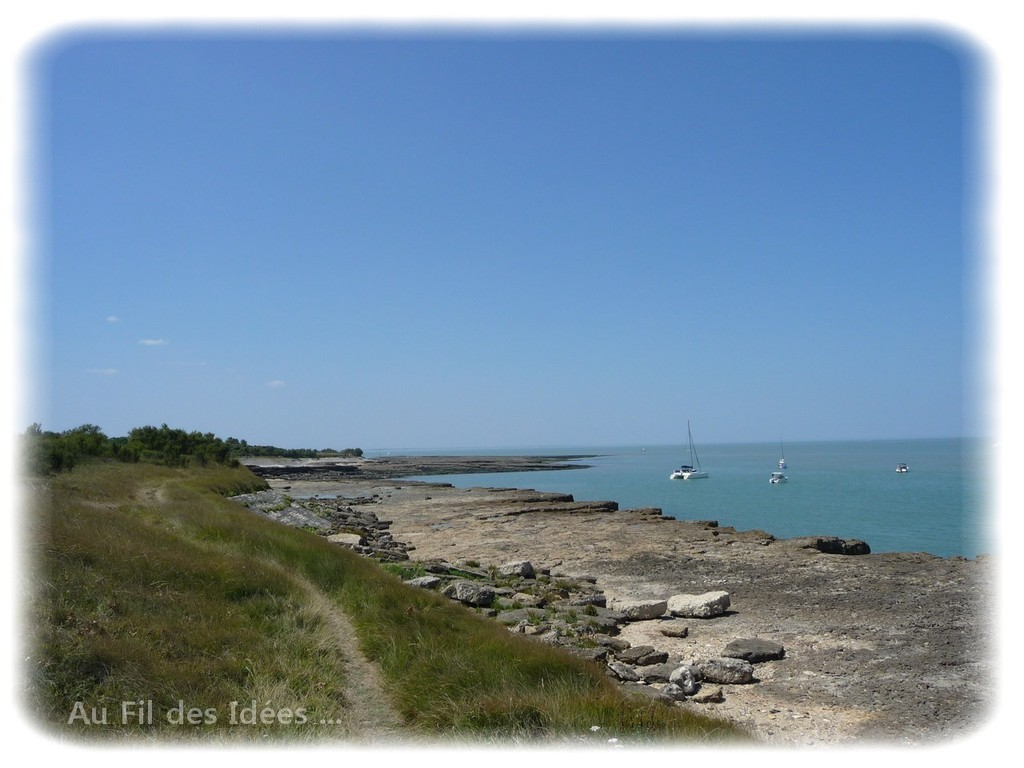 Ile d'Aix (Charente Maritime) Août 2011