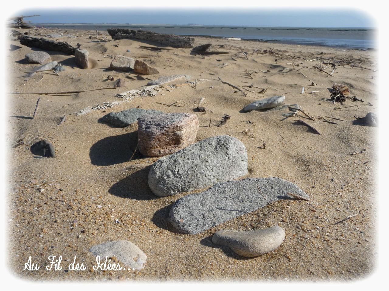 Pointe de l'Auiguillon sur mer (Vendée) - Eté 2012