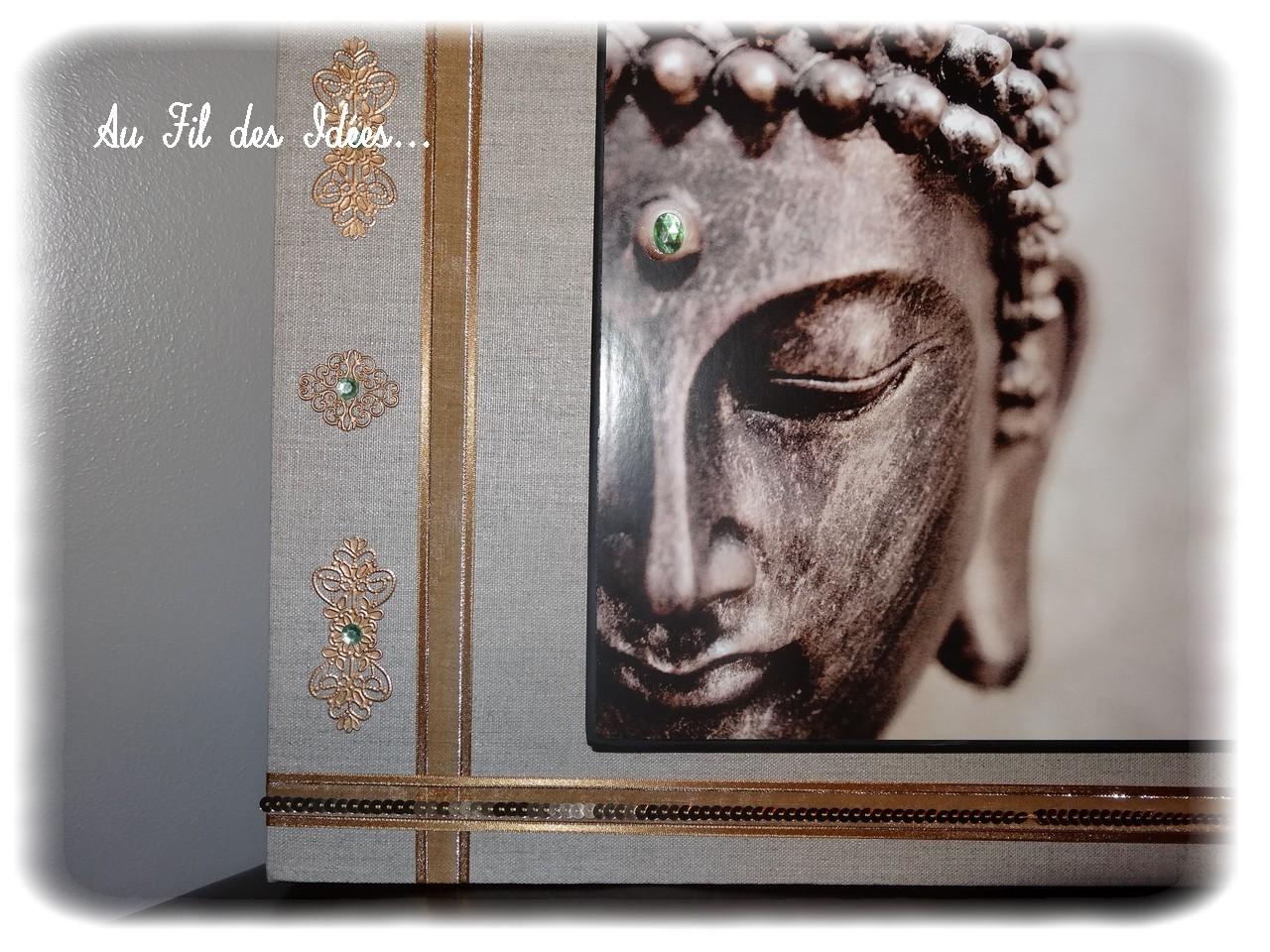 Tableau grand format re-customisé - Créa décembre 2012