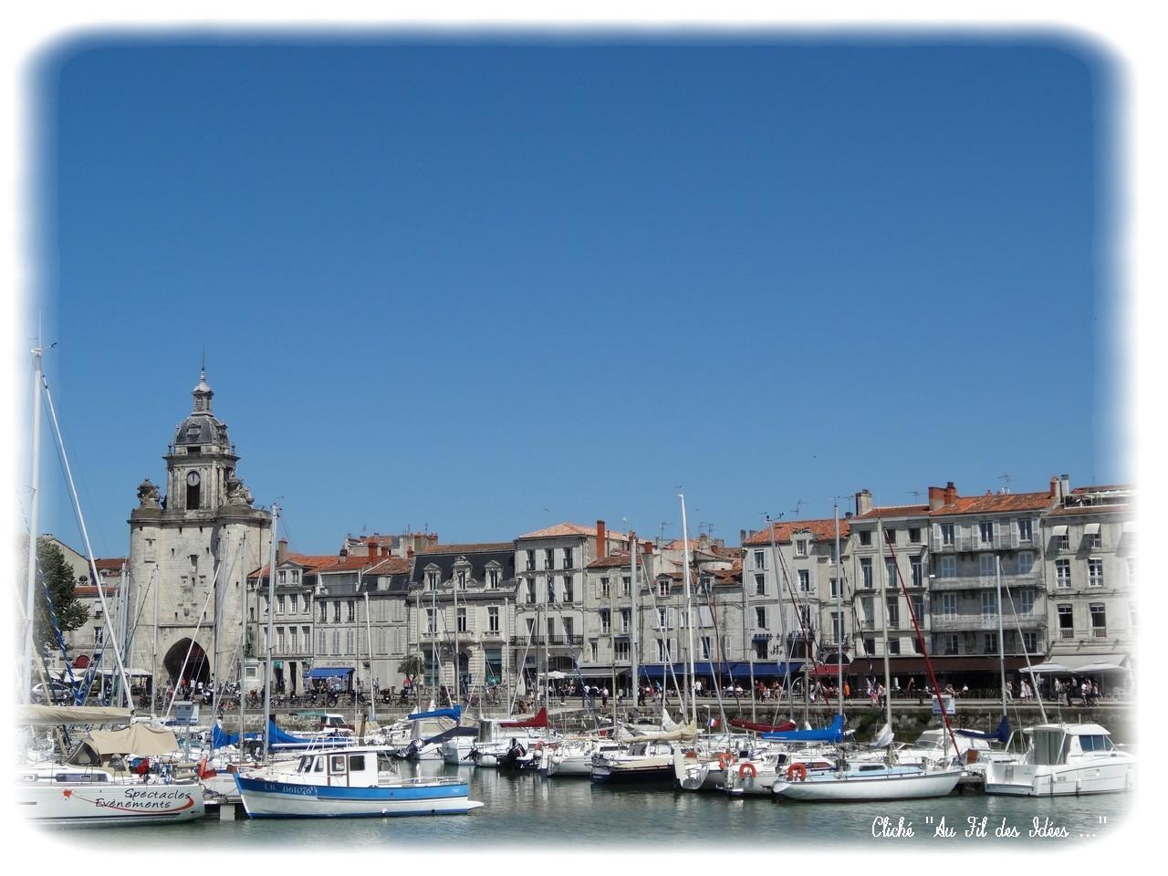 La Rochelle (Charente Maritime) - Cliché by Au Fil des Idées Eté 2013