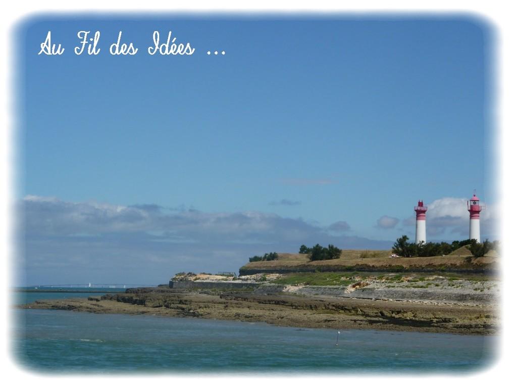 Ile d'Aix, un petit paradis sur terre ! Août 2011