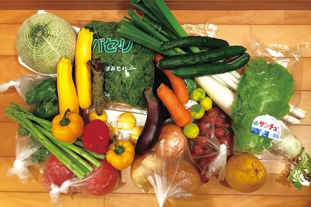 第5話 6月は『食育月間』! 「規格外野菜」セットを買ってみました
