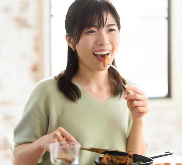 女性こそお肉を食べよう