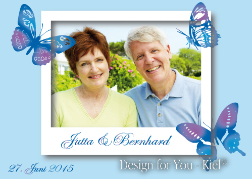 Jutta & Bernhard © Design for You -Kiel