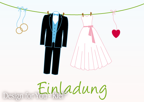 Einladung 06 © Design for You -Kiel