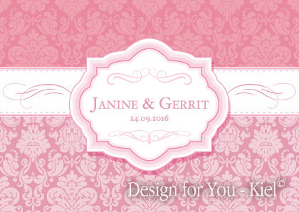 Janine & Gerrit © Design for You -Kiel
