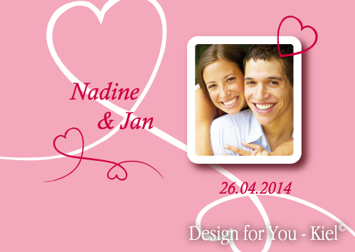 Nadine & Jan © Design for You -Kiel