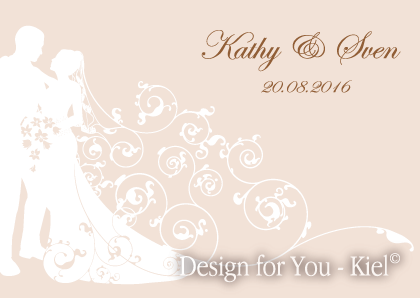 Kathy & Sven © Design for You -Kiel
