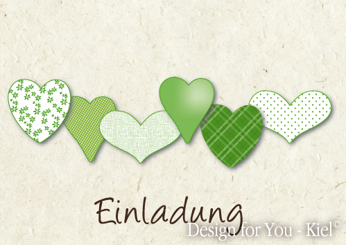 Einladung 04 © Design for You -Kiel