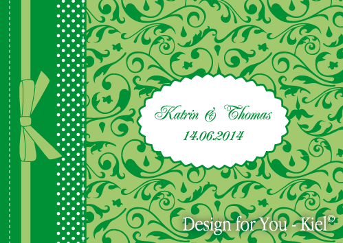 Kartrin & Thomas © Design for You -Kiel