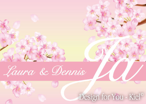 Laura & Dennis © Design for You -Kiel