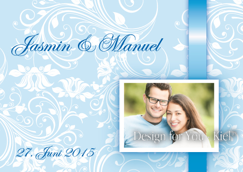 Jasmin & Manuel © Design for You -Kiel