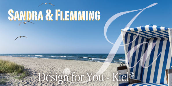 Sandra & Flemming © Design for You -Kiel