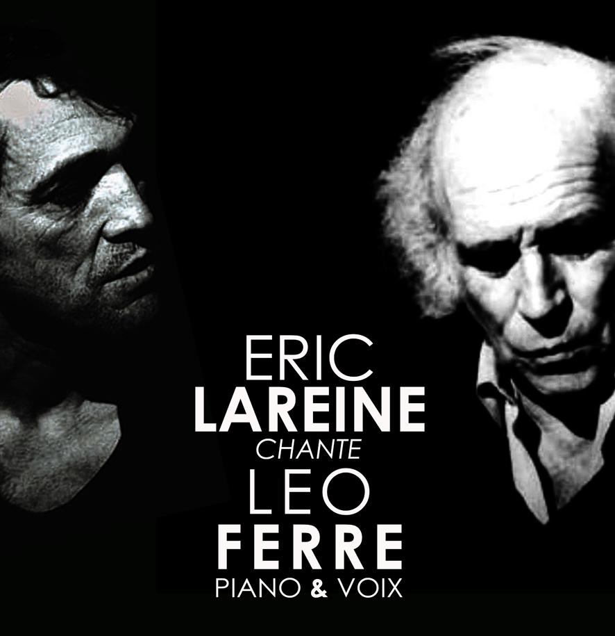 Éric LAREINE chante Léo FERRÉ