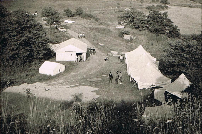 Der Anfang im Jahr 1969