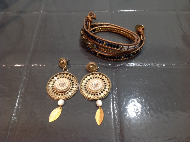 bracelet wrap /BR : 021 / 15€