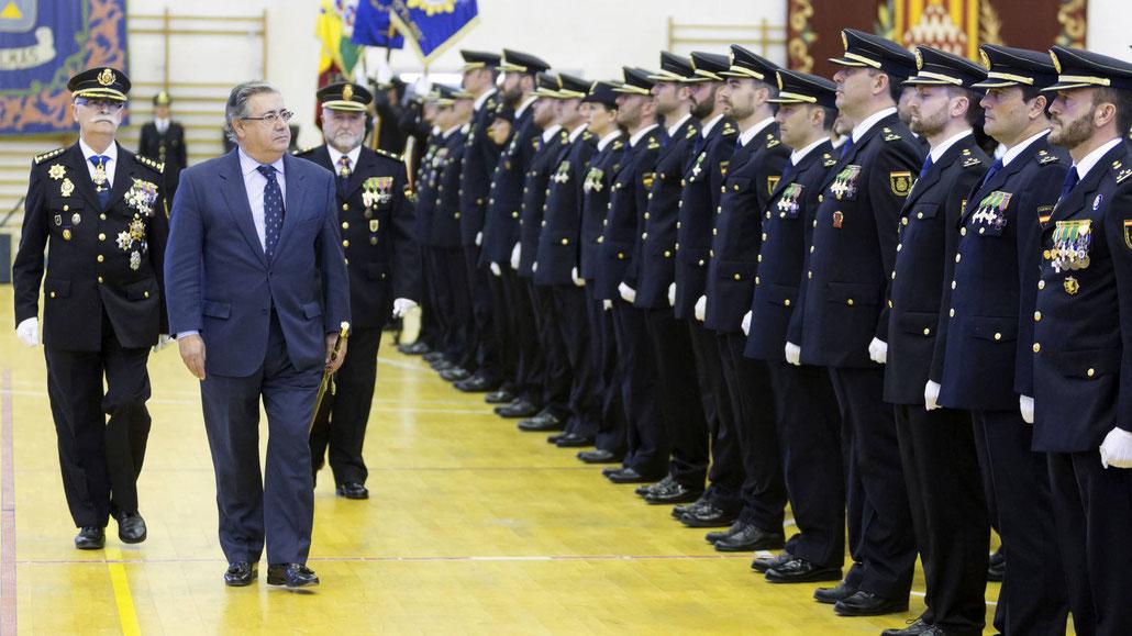 El rinc n del guardia civil el rinc n del guardia civil for Cambios en el ministerio del interior
