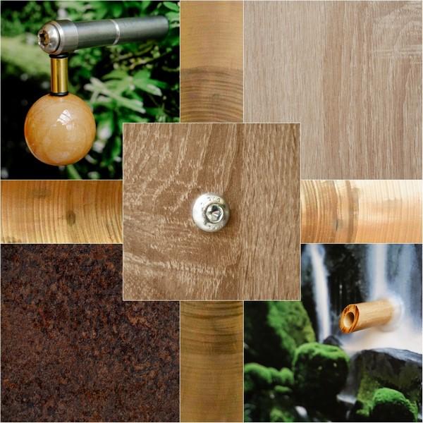Hochwertige Materialien und Verarbeitung für besondere Exklusivität