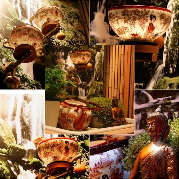 Thematische Dekoration und Bepflanzung nach Ihren Wünschen
