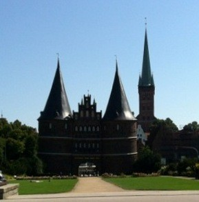 Holstentor zu Lübeck (Foto: Tilo Kettner)