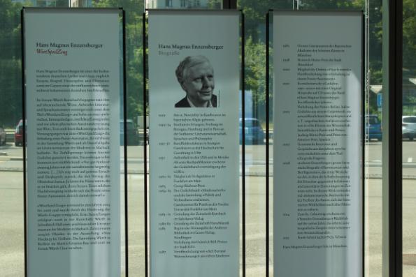 Biografie Hans Magnus Enzensberger