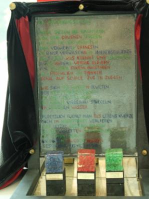 Gedicht in Farben