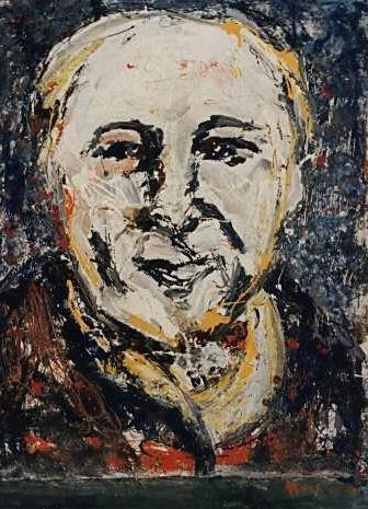 Philipe Waquet, , 1977, laque industrielle, collection particulière, Paris