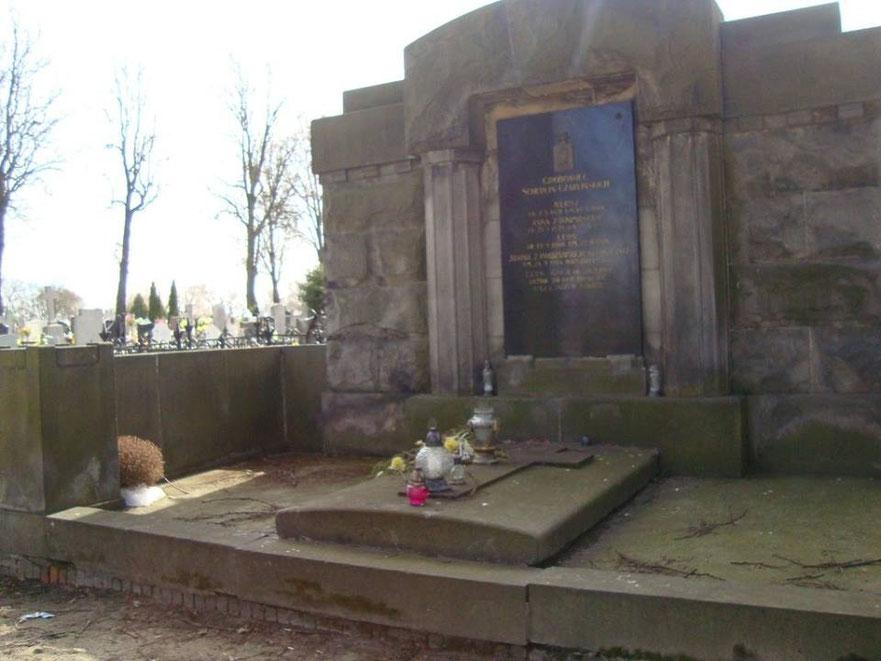 Grobowiec rodziny Czarlińskich w Inowrocławiu
