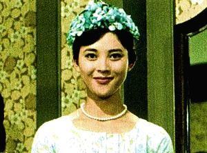 岡田茉莉子(20代後半)