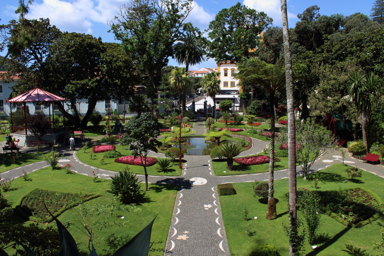 Parc Municipal de Angra do Heroismo - 01aout13 @ Florian Bernier
