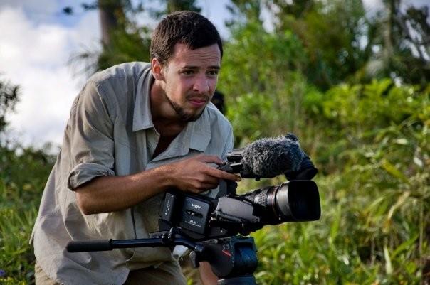 Tournage Demain c'est Loin - Madagascar - Aout 09 © Mathieu Le Lay