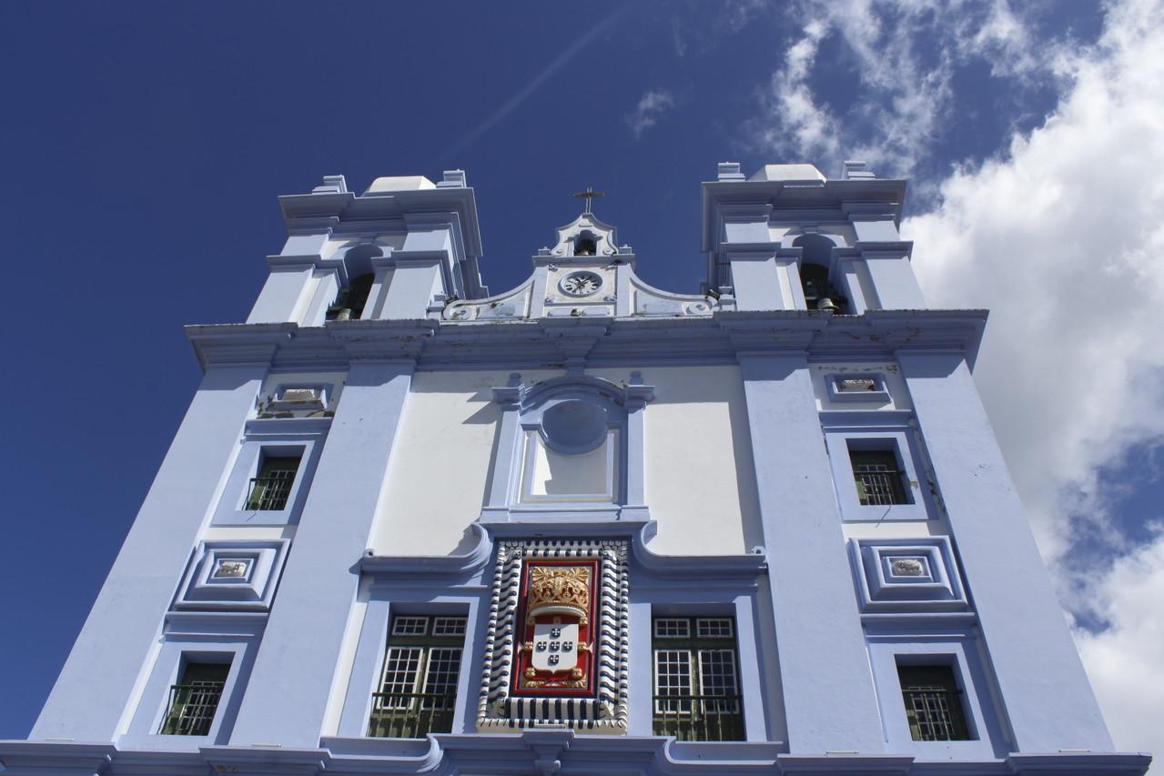 Eglise de Angra do Heroismo - 01aout13 @ Florian Bernier