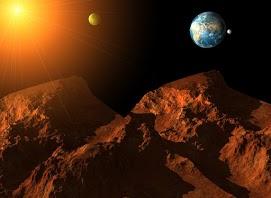 Découvrir Mars