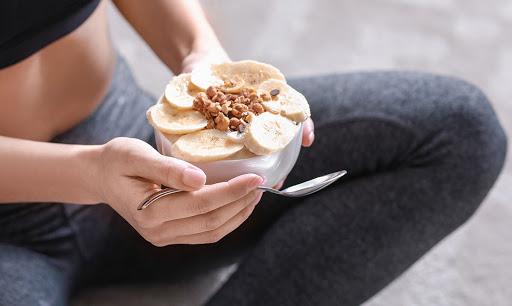 Cosa mangiare dopo allenamento