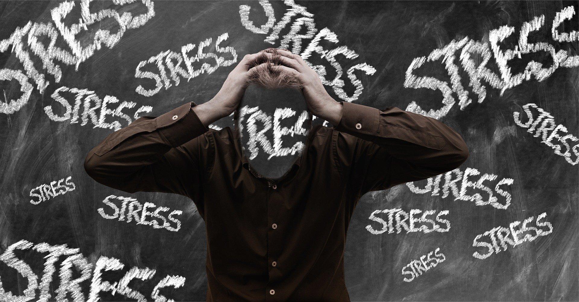Stress: 5 sintomi