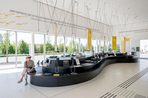 Gärten der Welt Empfangsgebäude - Berlin Marzahn