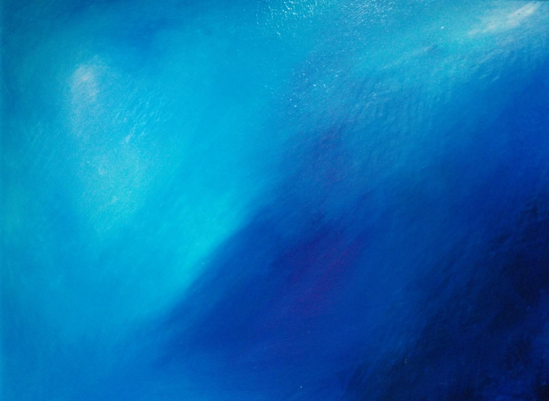 """Liebe"" - Acryl auf Malpappe ohne Rahmen, 40x30 cm"