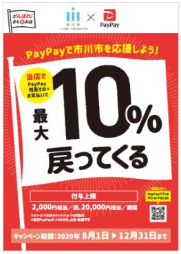 市川市 PayPay