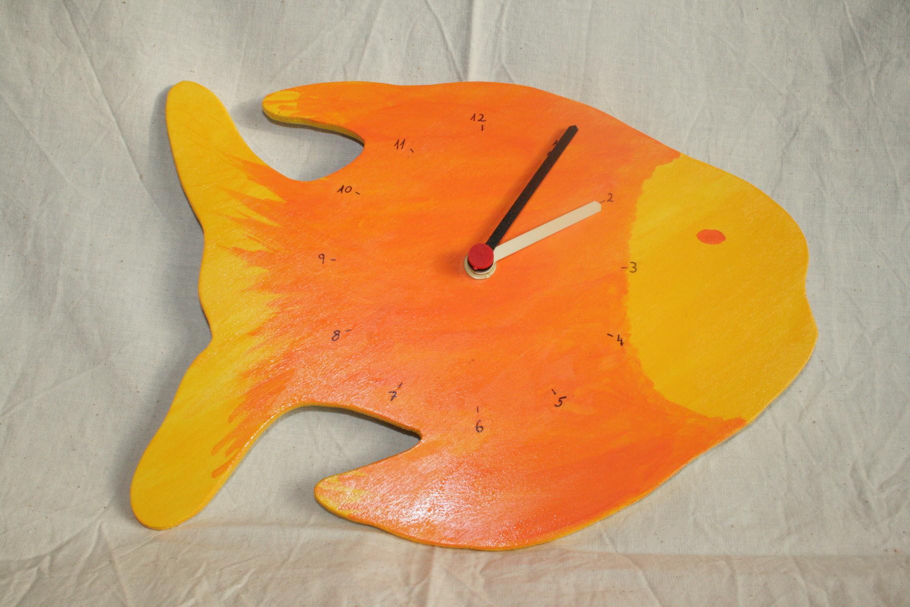 Uhr - Fisch