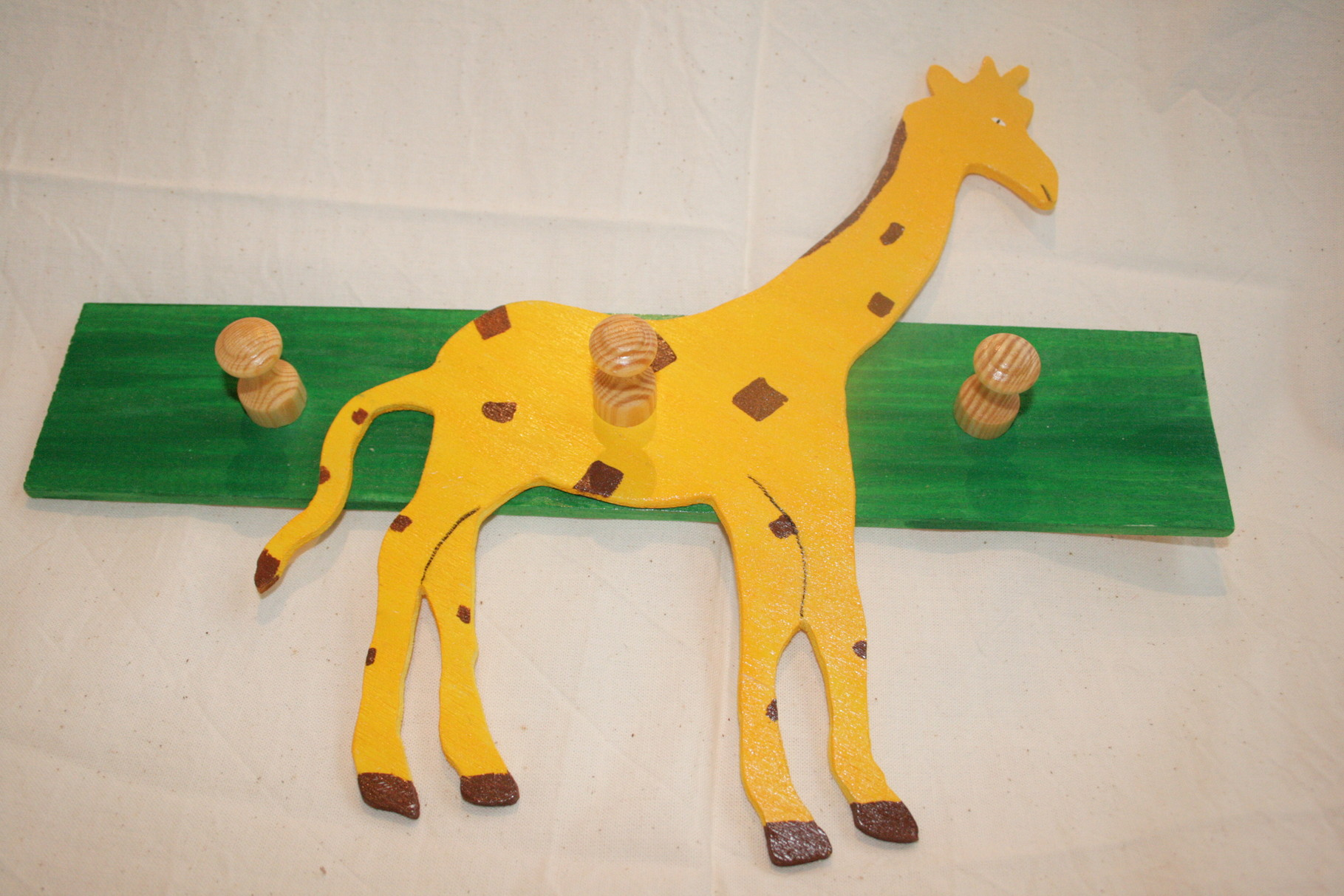 Garderobe - Giraffe