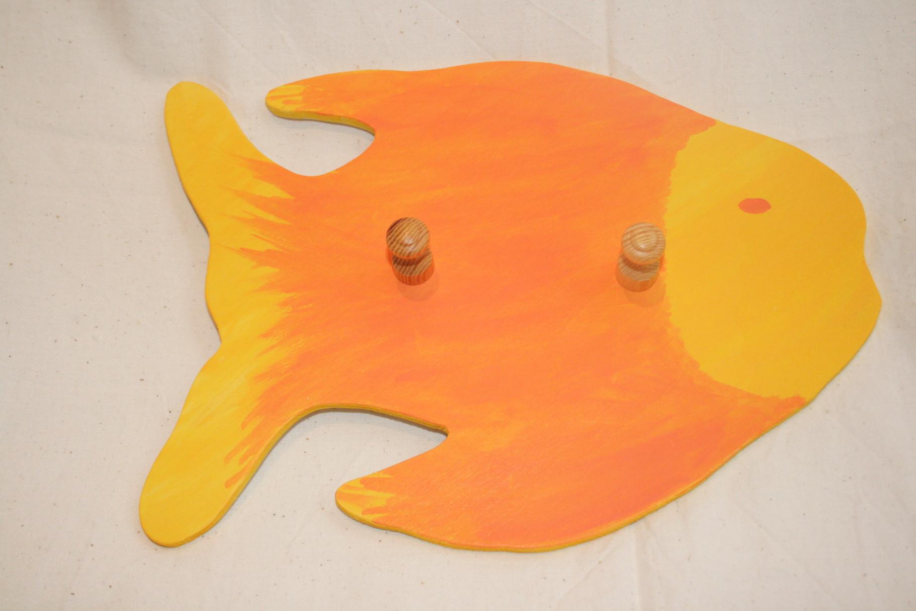 Garderobe  - Fisch