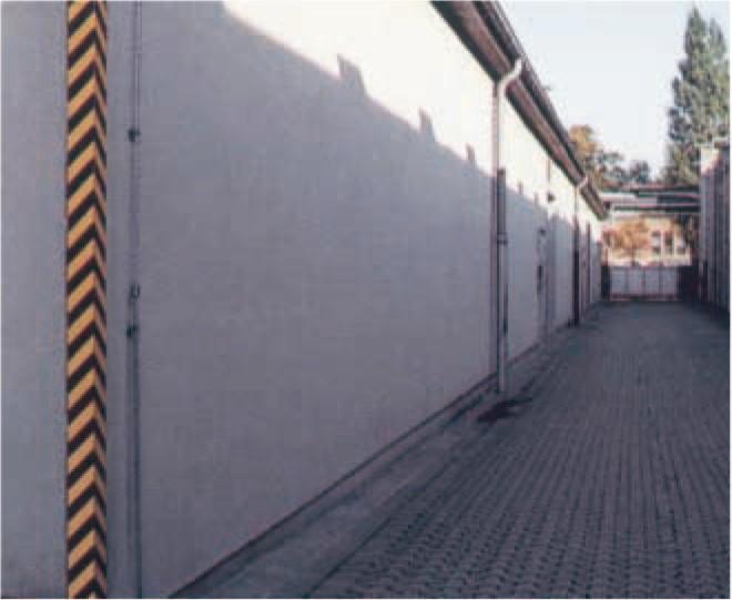 Warnmakierung / Sicherheitsmakierung