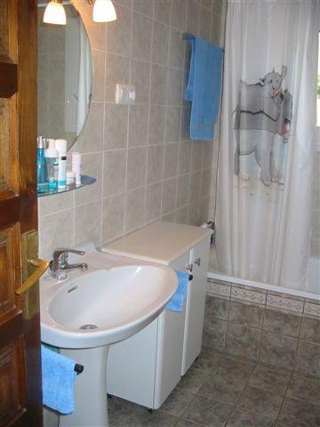 Neues Bad / WC oben