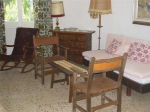 Spanisch-Nostalgisches Wohnzimmer