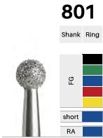 FG-Diamant 801, Kugel rund