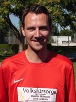 Unterstützt die 1. Mannschaft bis zum Saisonende: Dennis Prien.