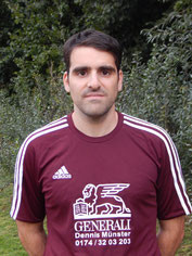 War nach der Niederlage im ersten Test sehr enttäuscht: Daniele Lepori.